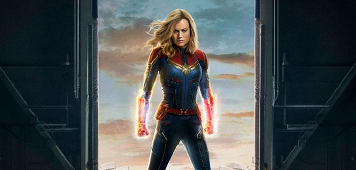 Οι Πιο Αναμενόμενες Ταινίες Του 2019 - Captain Marvel