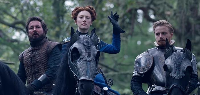 """Νέο Trailer Απο Το """"Mary Queen of Scots"""""""