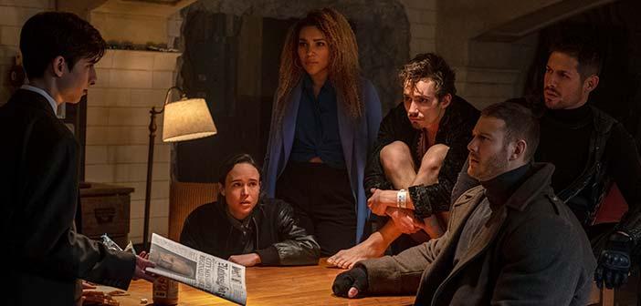 Οι Νέες Τηλεοπτικές Σειρές Του Χειμώνα - Midseason 2019 - The Umbrella Academy