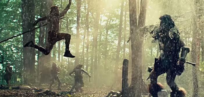 """Νέο Trailer Απο Την 2η Σεζόν Του """"American Gods"""""""