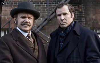 """Holmes & Watson"""