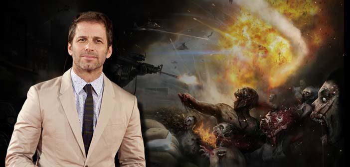"""Ο Zack Snyder Θα Σκηνοθετήσει Το """"Army of the Dead"""""""