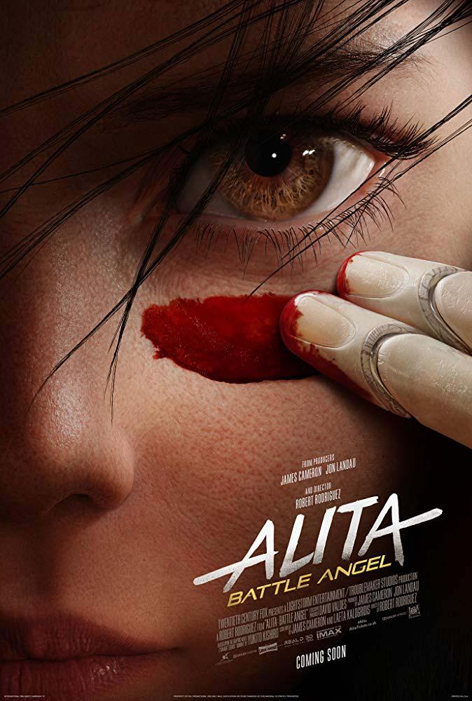 """Alita: Battle Angel"""