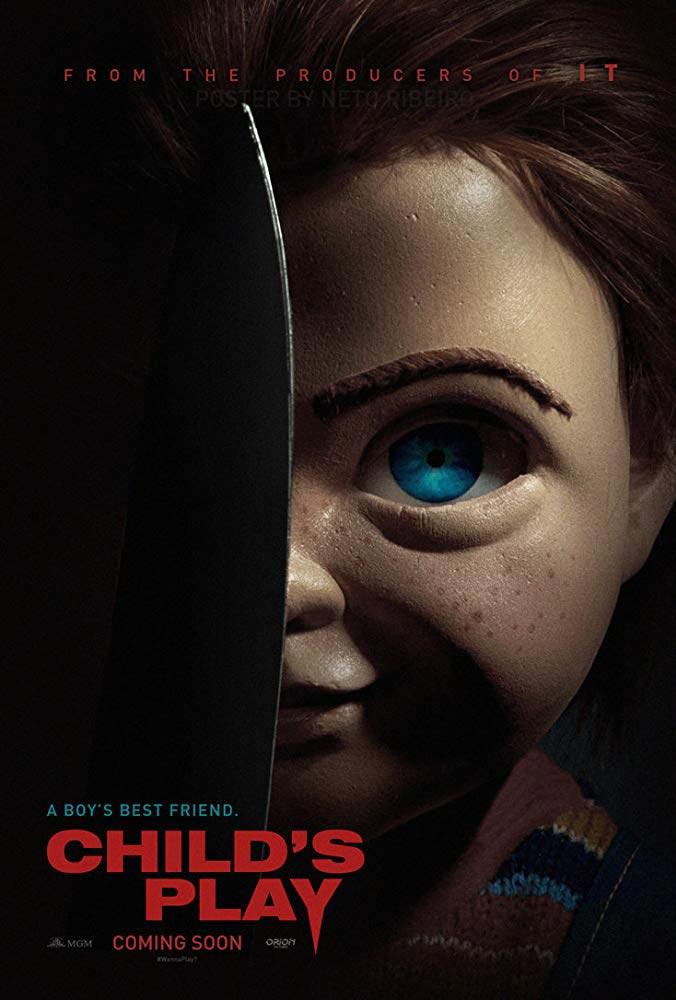 """Πρώτο Trailer Απο Το Reboot Του """"Child's Play"""""""