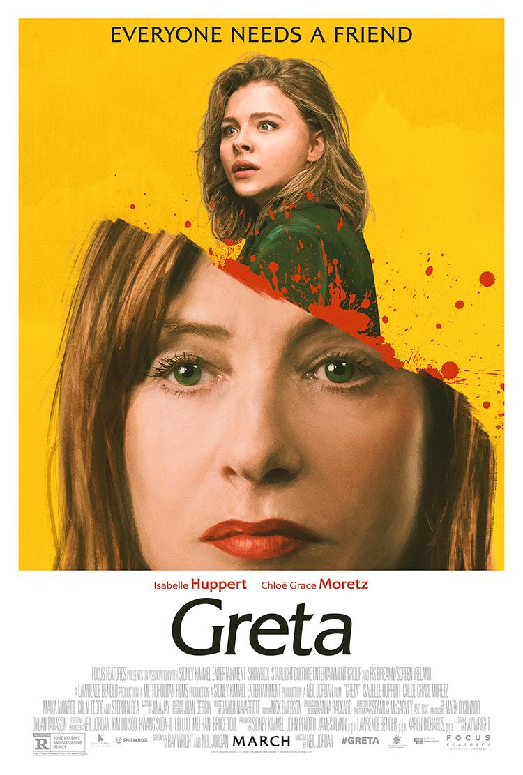 """Πρώτο Trailer Απο Το """"Greta"""""""