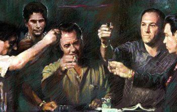"""Πρώτη Ματιά Στο Prequel Του """"The Sopranos"""""""