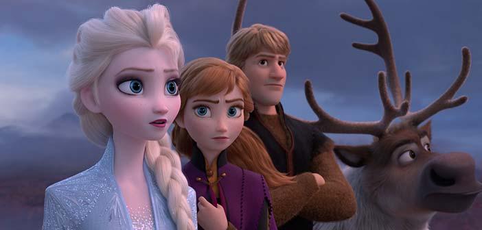 """Πρώτο Trailer Απο Το """"Frozen 2"""""""