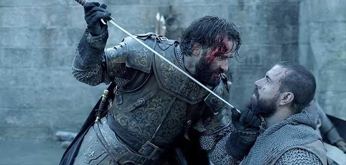 """Πρώτο Trailer Απο Την 2η Σεζόν Του """"Knightfall"""""""