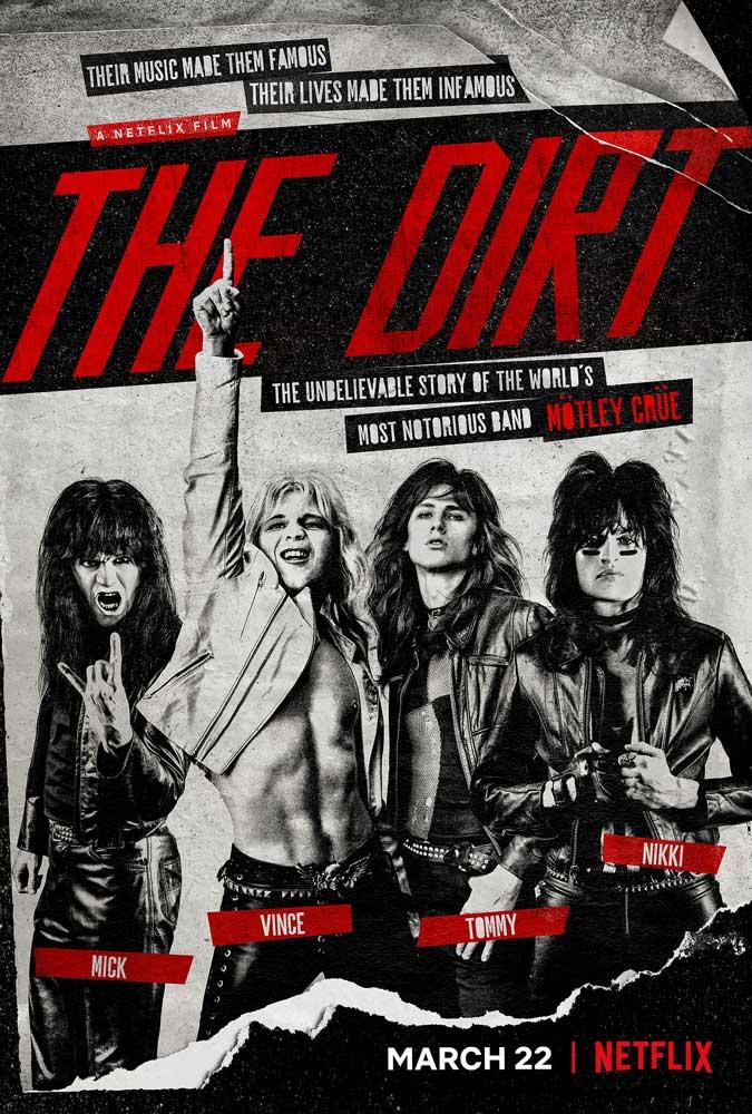 """Πρώτο Trailer Απο Το """"The Dirt"""""""