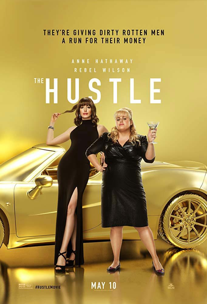 """Πρώτο Trailer Απο Το """"The Hustle"""""""
