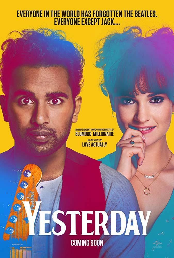 """Πρώτο Trailer Απο Το """"Yesterday"""""""