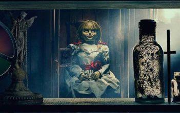 """Πρώτο Trailer Απο Το """"Annabelle Comes Home"""""""