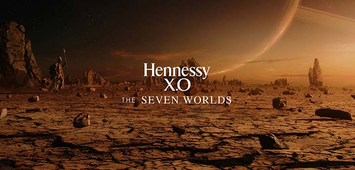 """Ταινία Μικρού Μήκους: """"Hennessy X.O - The Seven Worlds"""""""
