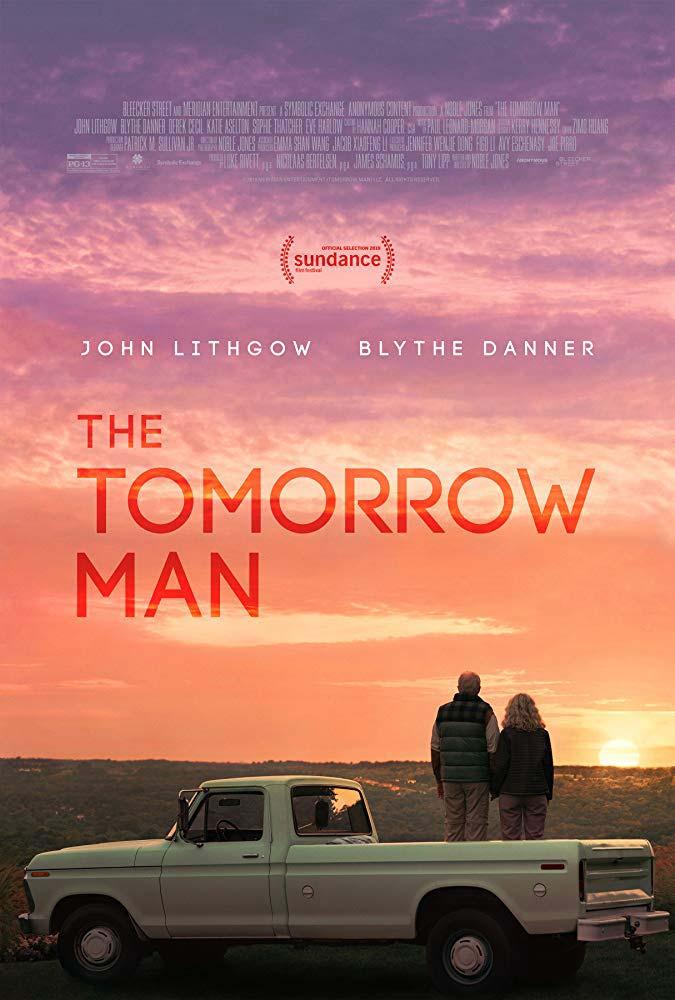 """Trailer Απο Το """"The Tomorrow Man"""""""