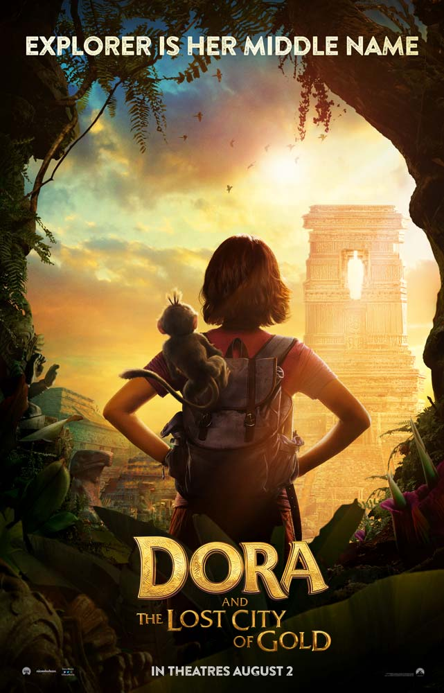 """Πρώτο Trailer Απο Το """"Dora and the Lost City of Gold"""""""