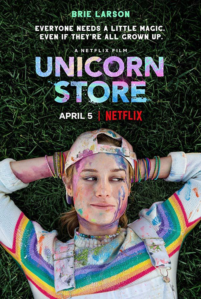 """Πρώτο Trailer Απο Το """"Unicorn Store"""""""