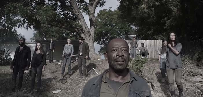 """Trailer Απο Την 5η Σεζόν Του """"Fear the Walking Dead"""""""