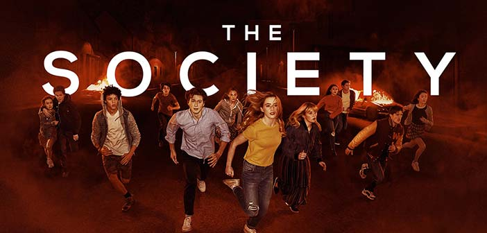 """Νέο Trailer Απο Το """"The Society"""""""