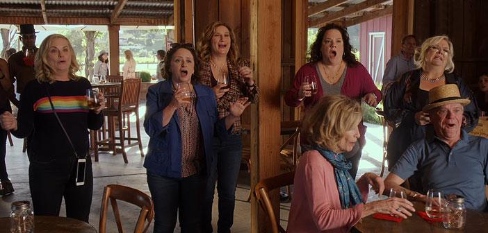 """Πρώτο Trailer Απο Το """"Wine Country"""""""