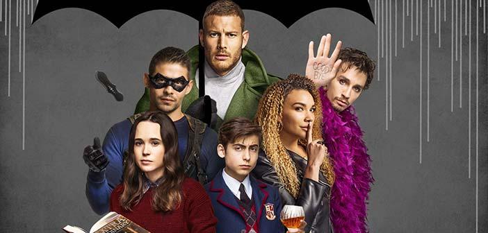 """Το Netflix Ανανέωσε Για 2η Σεζόν Το """"The Umbrella Academy"""""""