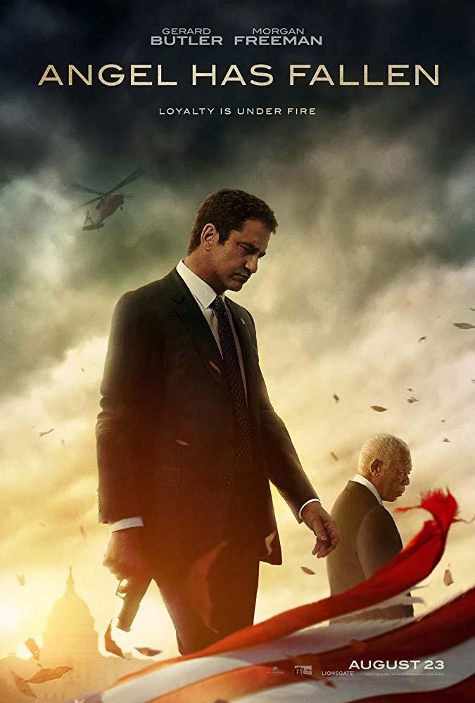 """Πρώτο Trailer Απο Το """"Angel Has Fallen"""""""