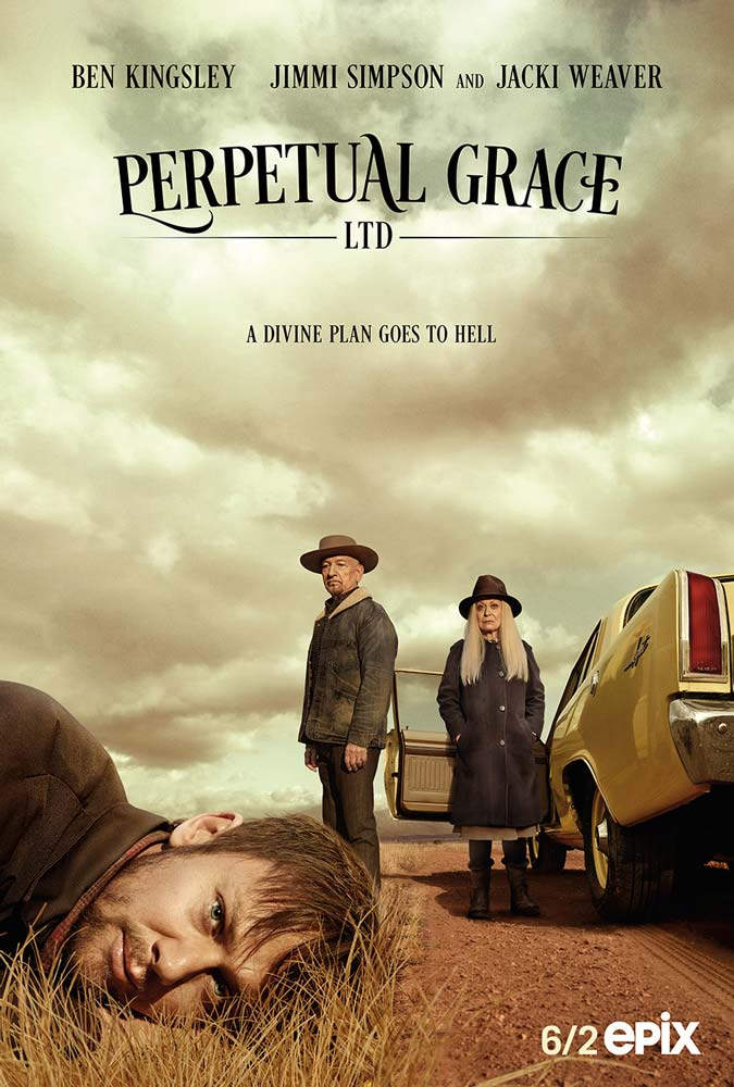 "Trailer Απο Το ""Perpetual Grace LTD"""