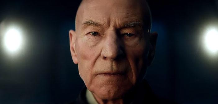 """Πρώτο Trailer Απο Το """"Picard"""""""