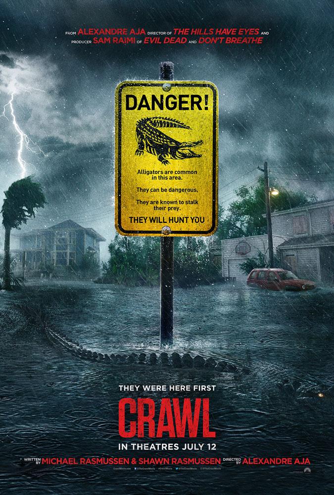 "Trailer Απο Το Θρίλερ Τρόμου ""Crawl"""