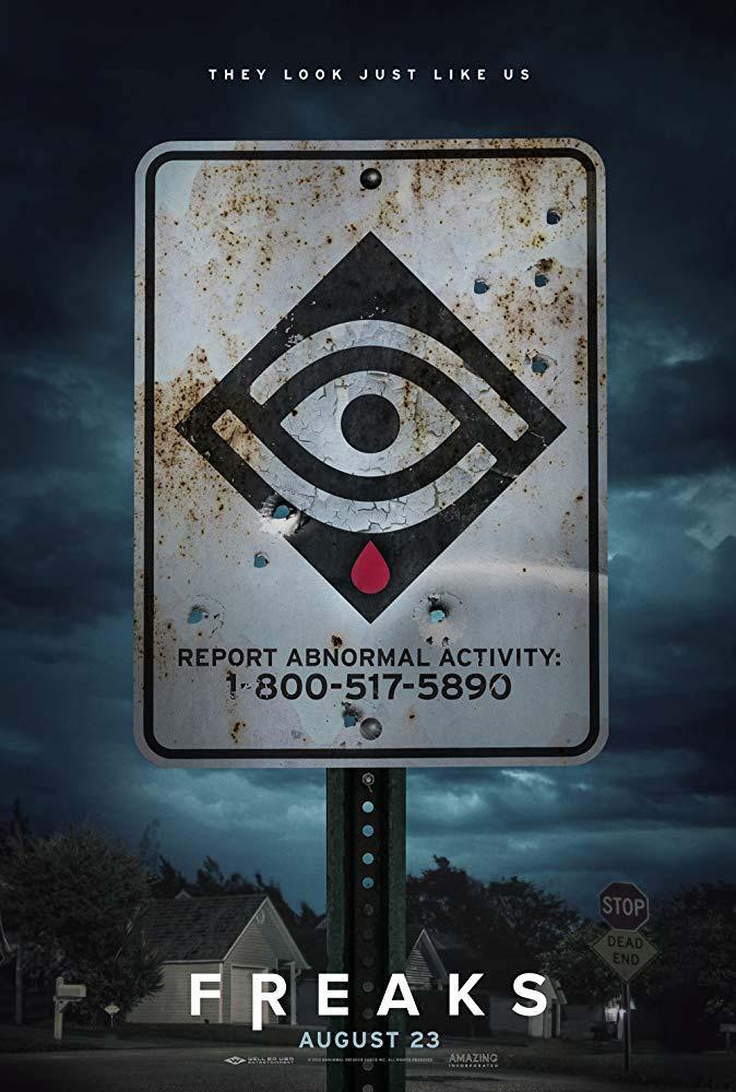 """Νέο Trailer Απο Το """"Freaks"""""""