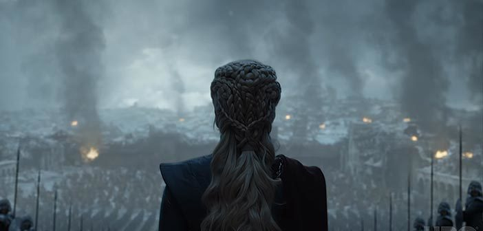 "Trailer Απο Το Φινάλε Του ""Game of Thrones"""