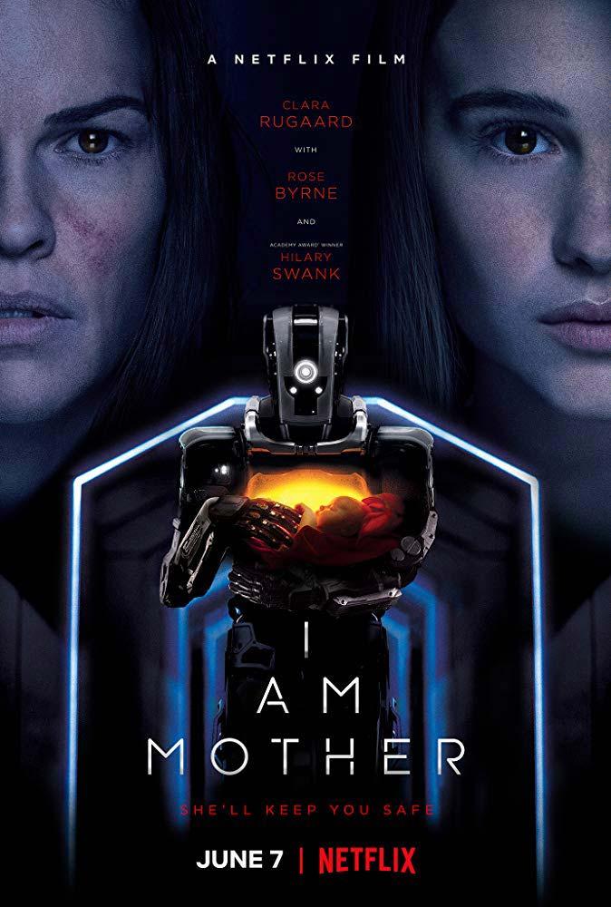 """Πρώτο Trailer Απο Το """"I Am Mother"""""""