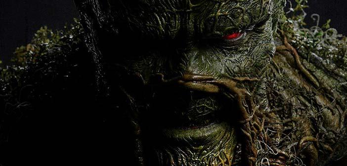"""Νέο Trailer Απο Το """"Swamp Thing"""""""