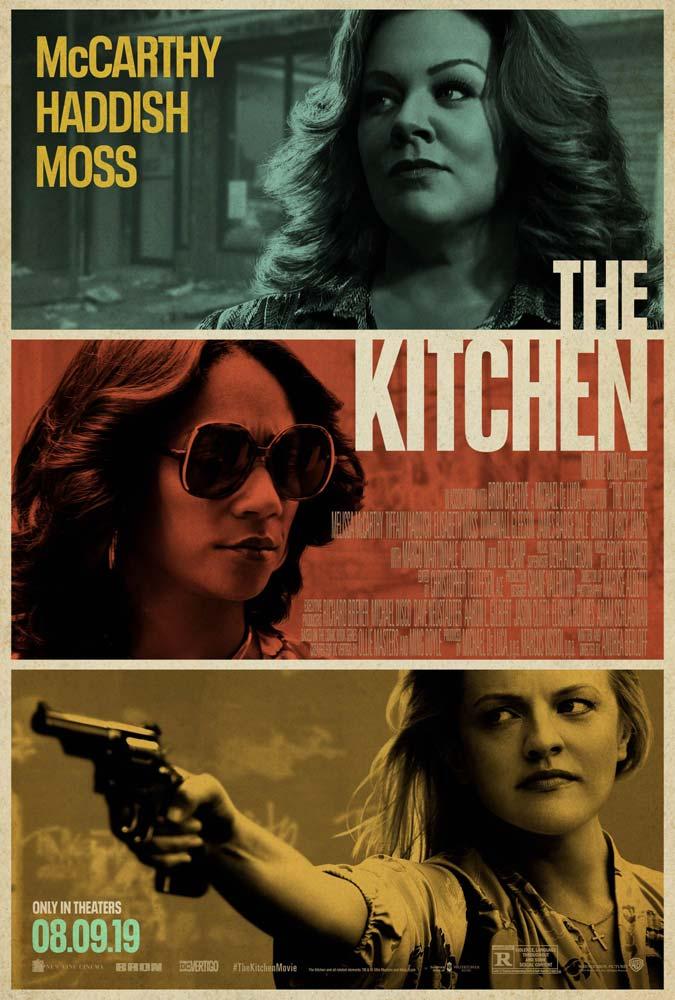 """Πρώτο Trailer Απο Το """"The Kitchen"""""""