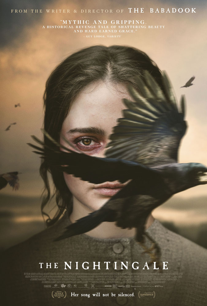 """Πρώτο Trailer Απο Το """"The Nightingale"""""""