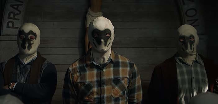 """Πρώτο Trailer Απο Το Τηλεοπτικό """"Watchmen"""""""