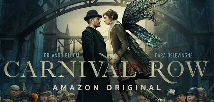 """Πρώτο Teaser Απο Το """"Carnival Row"""""""