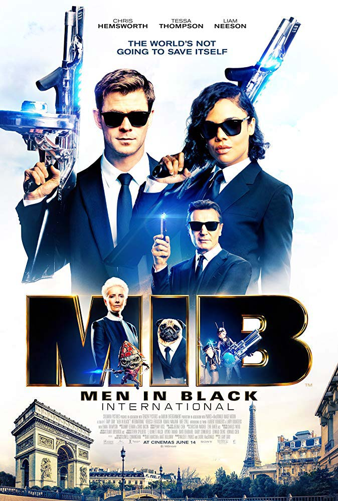 """Men in Black: International"""