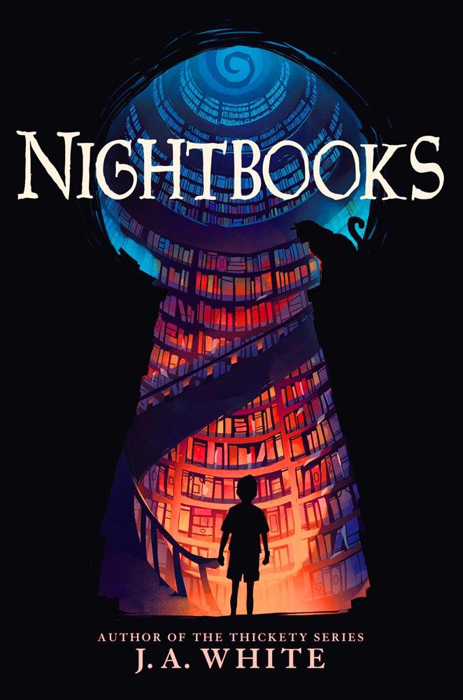 """Το Netflix Ετοιμάζει Το """"Nightbooks"""""""
