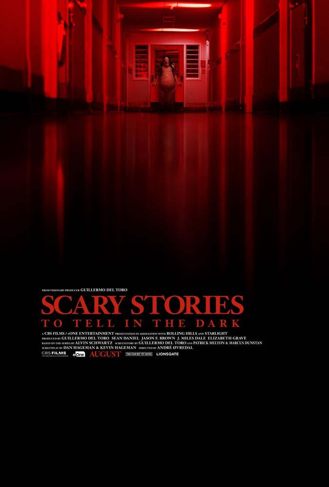 """Νέο Trailer Απο Το """"Scary Stories to Tell in the Dark"""""""