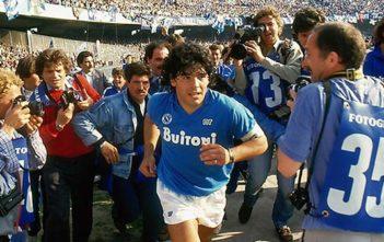 """Trailer Απο Το Ντοκιμαντέρ """"Diego Maradona"""""""