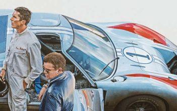 """Πρώτο Trailer Απο Το """"Ford v. Ferrari"""""""