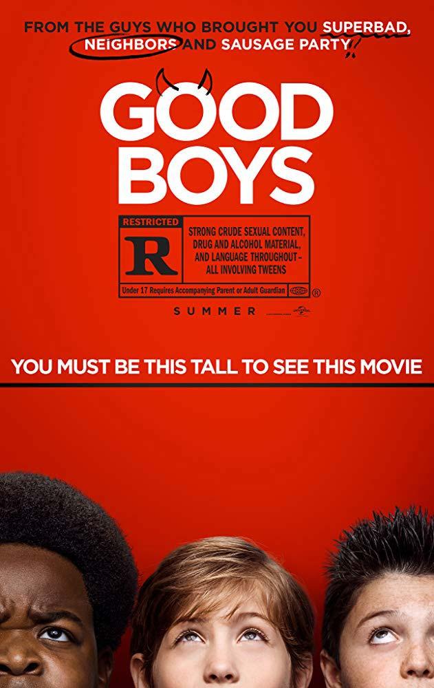 """Νέο Trailer Απο Το """"Good Boys"""""""