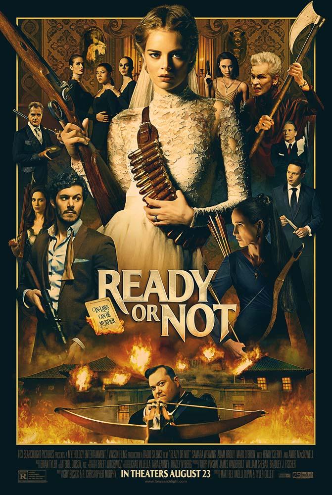 """Πρώτο Trailer Απο Το Θρίλερ """"Ready or Not"""""""