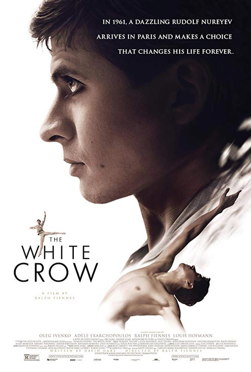 """The White Crow"""