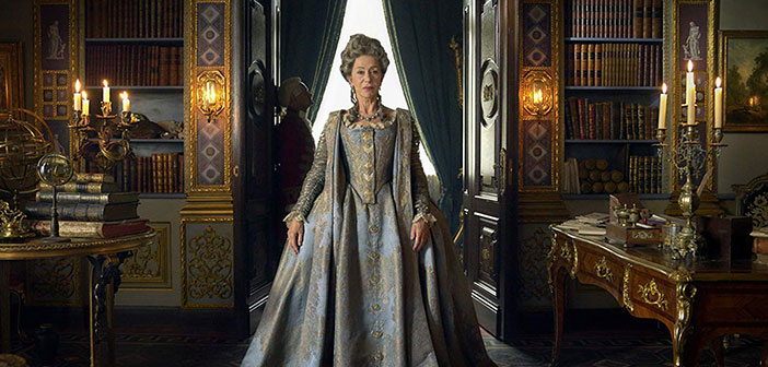 """Πρώτο Trailer Απο Το """"Catherine The Great"""""""