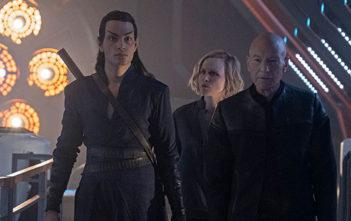 """Νέο Trailer Απο Το """"Star Trek Picard"""""""