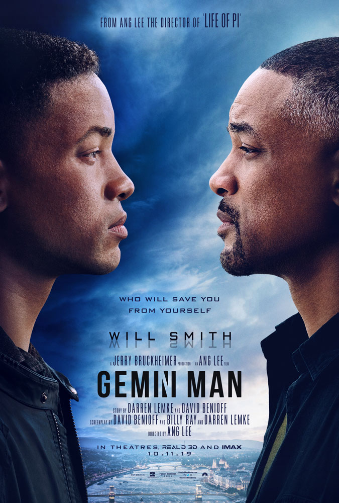 """Νέο Trailer Απο Το """"Gemini Man"""""""
