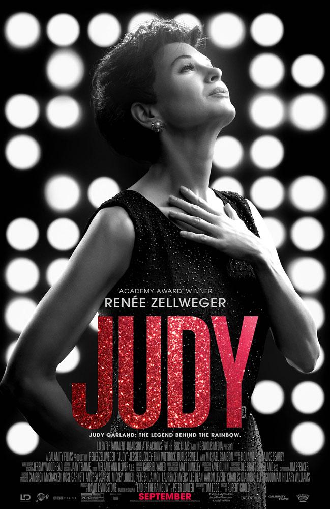 """Νέο Trailer Απο Το """"Judy"""""""