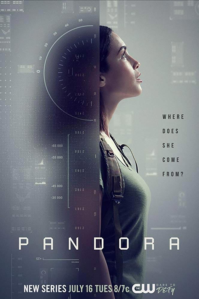 """Πρώτο Trailer Απο Το """"Pandora"""""""