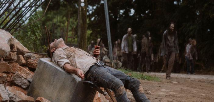 """Πρώτο Teaser Απο Την Ταινία Του """"The Walking Dead"""""""